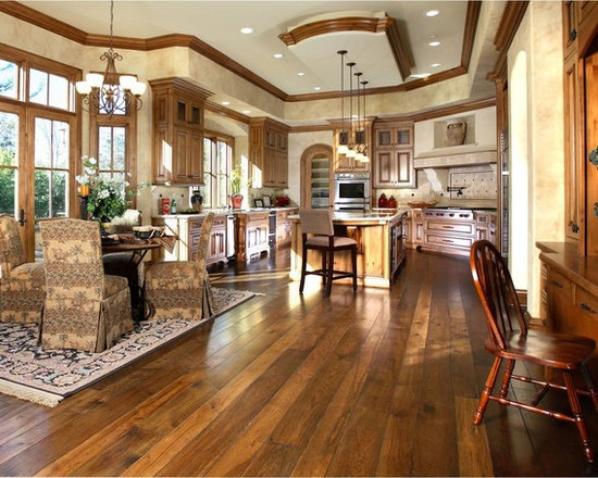 french bleed hickory wood floors - Hickory Wood Floors