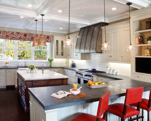 Traditional Kitchen Ideas   Inspiration For A Timeless Kitchen Remodel In  San Francisco With Subway Tile