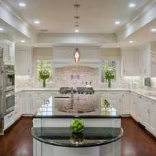 Traditional Kitchen by RKI Interior Design