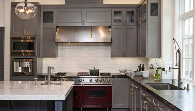 Contemporary Kitchen by Jules Art of Living