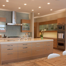 Contemporary Kitchen by Riverwoods Mill