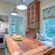 Craftsman Kitchen by Historical Concepts
