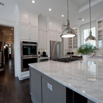 Atlanta, GA - New Neoclassical Home