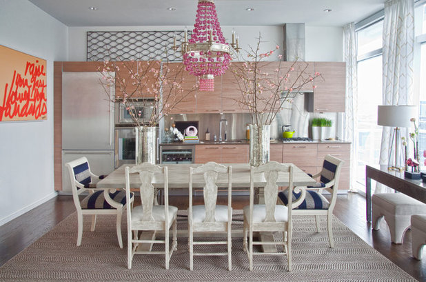 Contemporary Kitchen by KMH Interiors