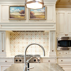 Traditional Kitchen by Fowler Interiors