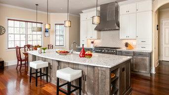 Atlanta Kitchen Renovation and Basement Design