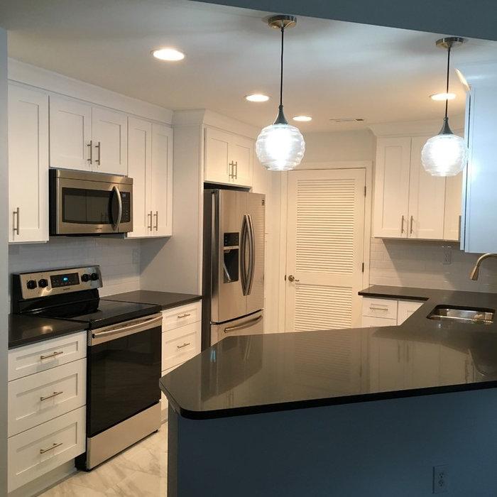 Atlanta Modern Kitchen Remodel