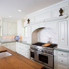 Traditional Kitchen by Kathleen Kellett Interiors