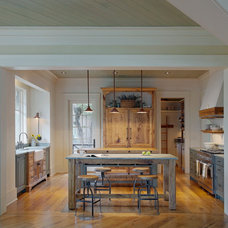 Eclectic Kitchen by Atlantic Archives, Inc.