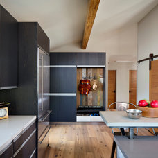 Contemporary Kitchen by KW Designs
