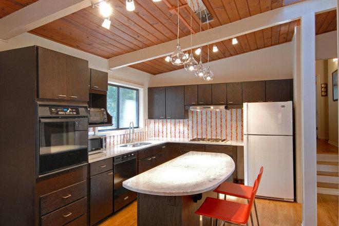 Modern Kitchen by Brian Patterson Designs, Inc.