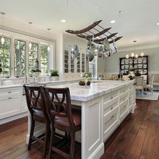 Traditional Kitchen by Attica Kitchens