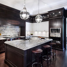 Contemporary Kitchen by HUSH