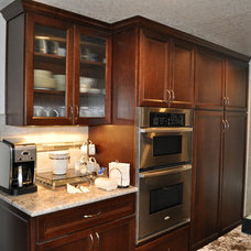 Traditional Kitchen by United Wholesale Supply Inc