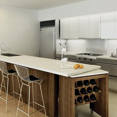 modern kitchen by Audrey Matlock Architects