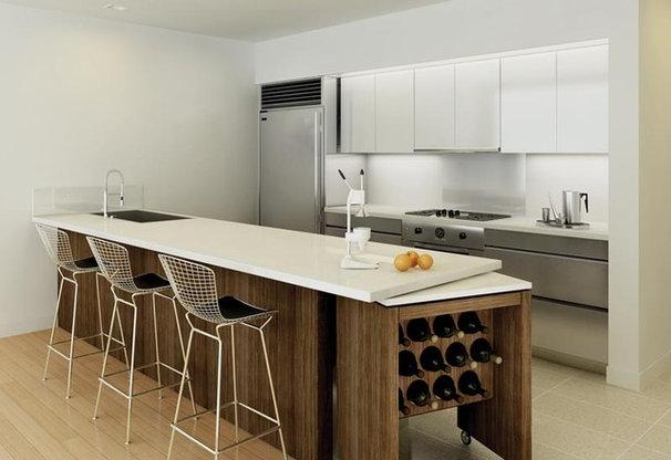 Modern Kitchen by Audrey Matlock Architects