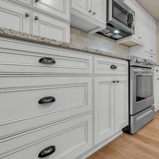 Aurora Drive Kitchen and Living Room Renovation