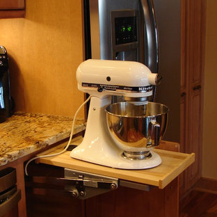 Pull Out Mixer Stand Houzz