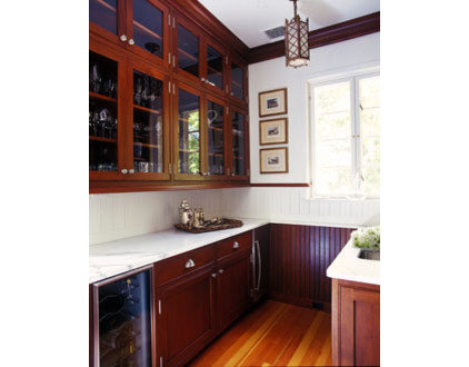 Traditional Kitchen by Austin Patterson Disston Architects