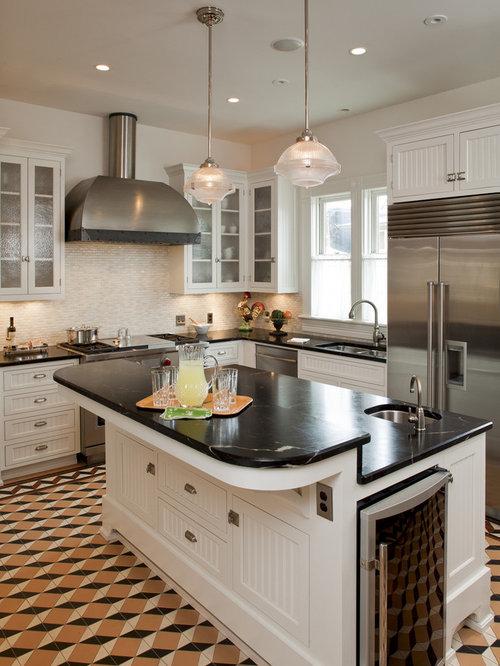 Art Deco Kitchen | Houzz
