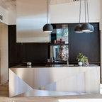 Fountain House - Modern - Kitchen - Birmingham - by ...