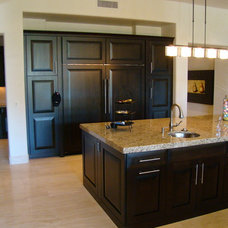 Traditional Kitchen by Authentic Durango Stone™