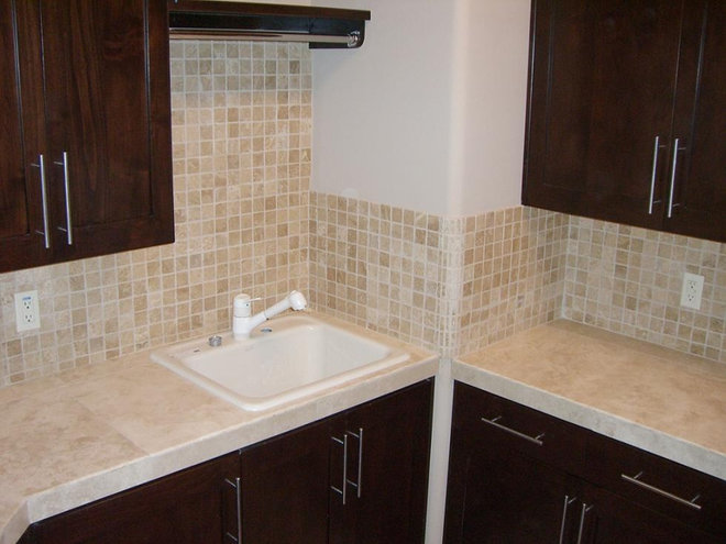 Contemporary Tile by Authentic Durango Stone™