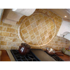 Traditional Kitchen by Tiles Unlimited, Inc.