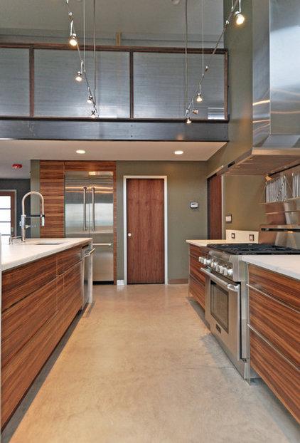 Modern Kitchen by Brown + Davis Design