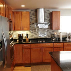 Contemporary Kitchen by RTA Cabinet Store
