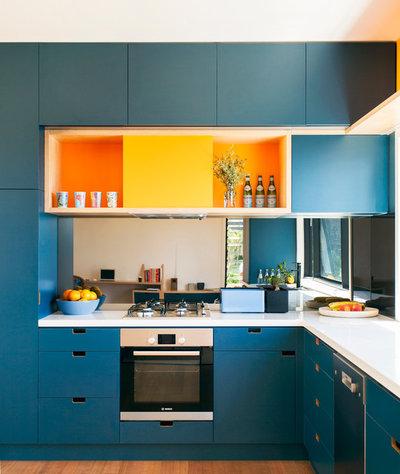 Современный Кухня by ArchiBlox