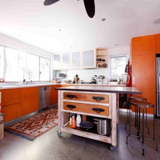Eclectic Kitchen by your abode