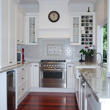 Traditional Kitchen by The Kitchen Broker