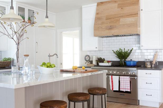 Farmhouse Kitchen by Kate Lester Interiors