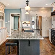Traditional Kitchen by Clasen Design Build, LLC.