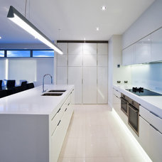 Modern Kitchen by Nichola Blakely Design