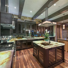 Contemporary Kitchen by Interior Intuitions, Inc.