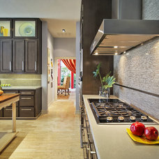 Contemporary Kitchen by The Nielsen Collection