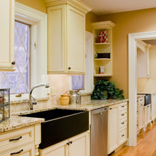 Traditional Kitchen by Not Just Kitchens