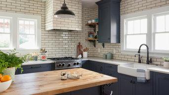 Award Winning Kitchen -  Blue Plate Special