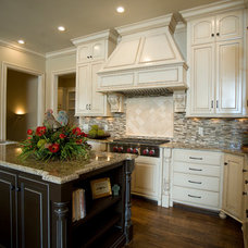 Traditional Kitchen by Craftsman Builders, Inc.