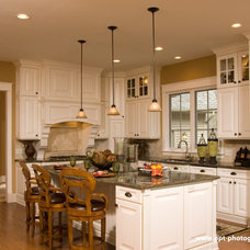 Traditional Kitchen by People Places & Things Photographics