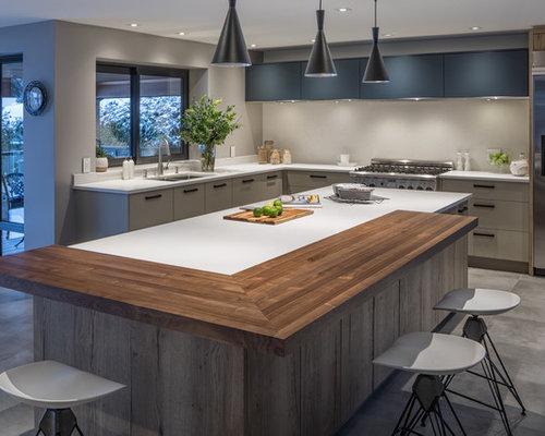 Award-Winning Kitchen Design: Timeless Textures