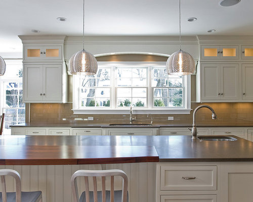 Arched Valance Over Sink Houzz