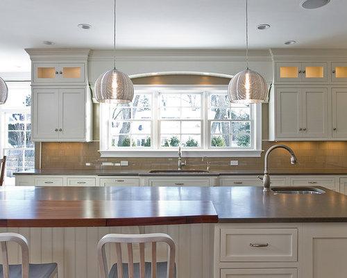 Arched Window Over Kitchen Sink