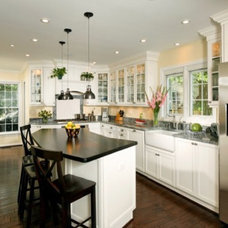Contemporary Kitchen by Michael Nash Design, Build & Homes