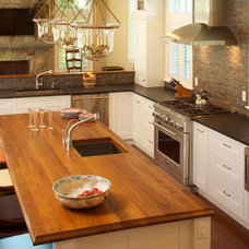Modern Kitchen by JWH Design and Cabinetry LLC
