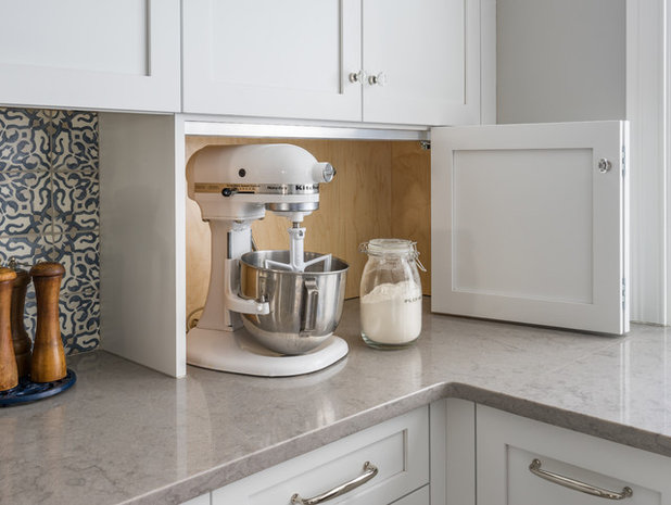 Kitchen fix where to stash the stand mixer for Gmt home designs inc