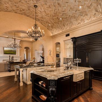 Award Winning Mansion Italian Style by Fratantoni Design