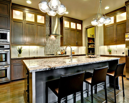 Double Oven Microwave Cabinet | Houzz